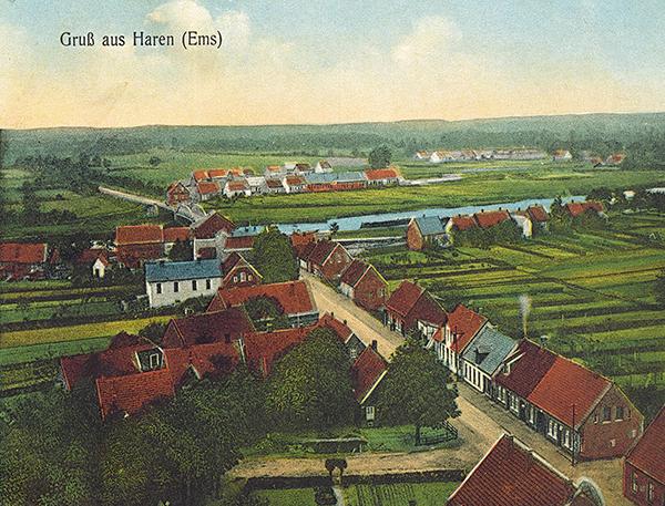 Postkarten_Haren_alt