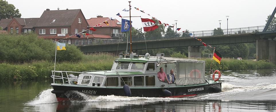 Museumsschiff Haren